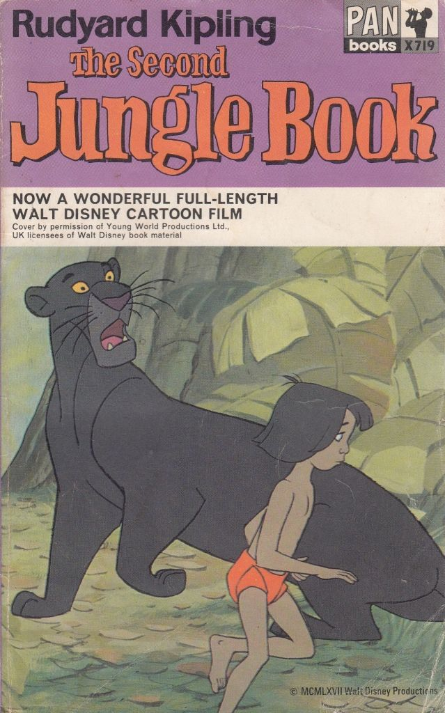 summary jungle book rudyard kipling