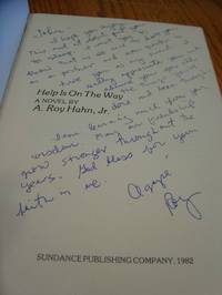 Help Is on the Way - a Neurological Thriller!! by  Roy A  Jr. - Paperback - Signed - 1982 - from Eastburn Books and Biblio.com