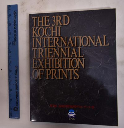 Kochi, Japan: Kochi Prefectural Government, 1996. Softcover. VG+ light edge-wear to covers w/ creasi...