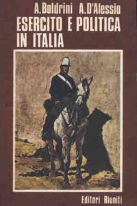 ESERCITO E POLITICA IN ITALIA