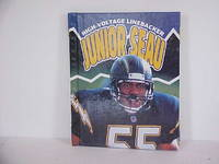 Junior Seau: High-Voltage Linebacker by  Terri Morgan - First Edition/First Printing - 1996 - from Gene The Book Peddler  and Biblio.com