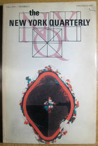 The New York Quarterly; Fall 1970, Number 4