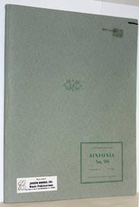 Sinfonia Nr. 98. Herausgegen von H.C. Robbins Landon, Partitur