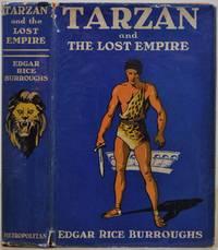 image of TARZAN AND THE LOST EMPIRE.