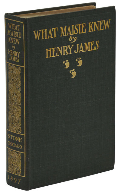 Chicago & New York: Herbert S. Stone & Co, 1897. First American Edition. Fine. First American editio...
