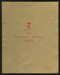 Shakespeare Memorial Theatre, 1954