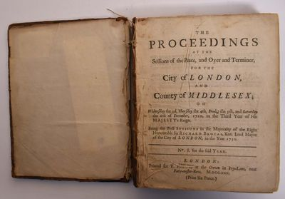 London: Printed for T. Payne, at the Crown in Ivy-Lane, 1731. Leather bound. Good+, various soiling ...