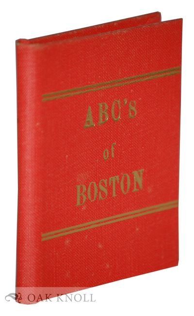 Charlestown, MA: Emporium Publications, n.d.. cloth, front cover gilt-stamped, fore-edge uncut, deco...