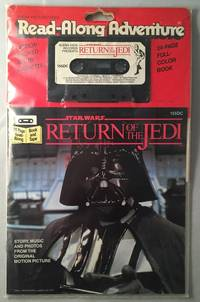 Star Wars: Return of the Jedi Read-Along Adventure (24 Page Book and Tape SEALED in original wrap)