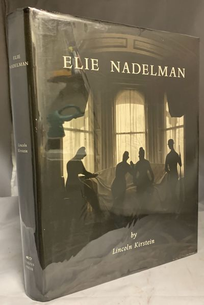 New York: Eakins Press, 1973. First edition. Orig. beige cloth. Fine in very good dust wrapper. Nade...