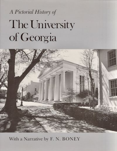 Athens: University of Georgia Press, 1984. First Edition. Hardcover. Very good/very good. Quarto. x,...