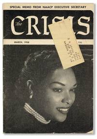 The Crisis. A Record of the Darker Races. Vol 65, no 3 (March 1958)