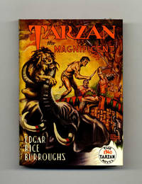 Tarzan the Magnificent  - 1st Edition by  Edgar Rice Burroughs - First Edition; First Printing - 1939 - from Books Tell You Why, Inc. and Biblio.com