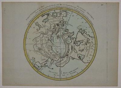 Paris: Louis Joseph Mondhare. unbound. very good. Map. Engraving with original hand coloring. Page m...