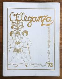 L'Eleganza Beaux Arts Ball '73 [cover title]