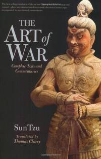 Art Of War: Complete Texts and Commentaries by  Thomas Cleary - Paperback - from World of Books Ltd (SKU: GOR003136680)