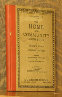 THE HOME AND COMMUNITY SONG BOOK