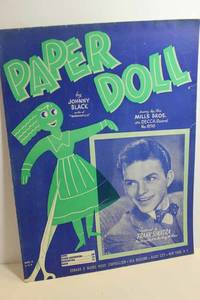 Paper Doll with Frank Sinatra on Cover, and Sung by the Mills Brothers