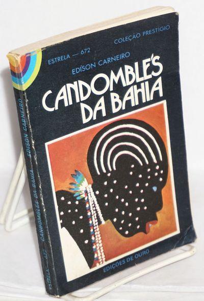 : Edições de Ouro, 1967. Paperback. 91p., illus. in text, slightly worn pocketsize wraps.