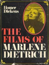image of The Films of Marlene Dietrich