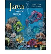 Java 1.5 Program Design