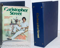 image of Christopher Street: vol. 3 [12 issue complete run]