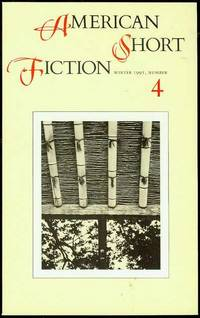 American Short Fiction (Vol. 1, No. 4, Winter 1991) by  Laura (Editor) Furman - Paperback - Signed - 1991 - from Bookmarc's (SKU: EC41087BB)
