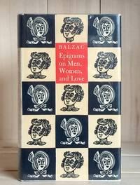 image of Epigrams on Men, Women, and Love