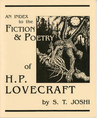 AN INDEX TO THE FICTION & POETRY OF H. P. LOVECRAFT