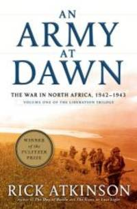 image of An Army At Dawn (The Liberation Trilogy)