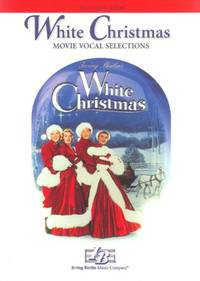 image of White Christmas: Movie (Vocals, Chord Symbols)Music Book