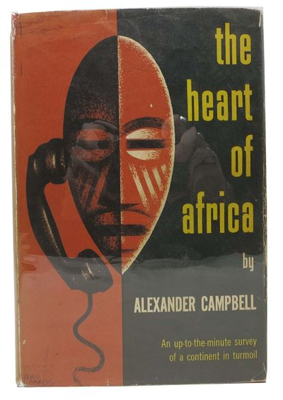 New York: Alfred A. Knopf, 1954. 1st edition. Orange cloth with gilt stamped binding. Dust jacket. V...