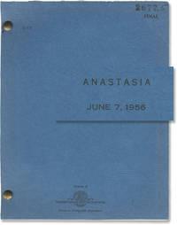image of Anastasia (Original screenplay for the 1956 film)