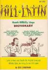 Ozark Hillbilly Lingo Dictionary