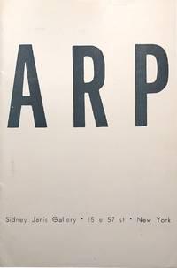 [Cover Title] Arp