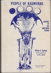 image of People of Kauwerak.  Legends of the Northern Eskimo