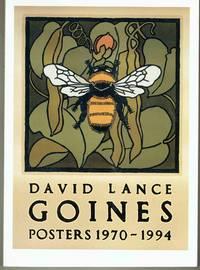 David Lance Goines: Posters, 1970-1994