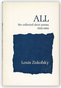 All: The Collected Short Poems, 1956-1964