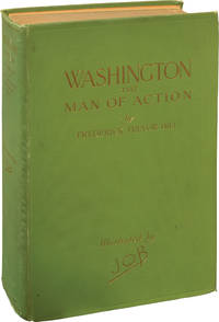image of Washington: The Man of Action (First Edition)
