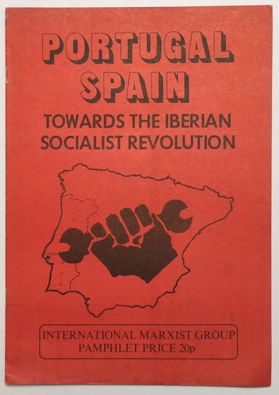 London: International Marxist Group, 1975. 20p., illustrated wraps. Pages toned; one page with hi-li...
