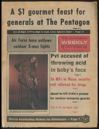 THE OVERSEAS WEEKLY STATESIDE; A $1 Gourmet Feat For Generals At The Pentagon [Headline] by  Joseph B. (publisher) Kroesen - 1973 - from Alta-Glamour Inc. and Biblio.com