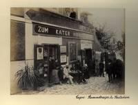 Capri. Caff� tedesco (Zum kater hiddigeigei). Sammkneipe der Deutschen.