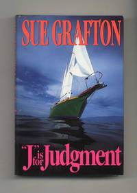 """image of """"J"""" Is For Judgment  - 1st Edition/1st Printing"""