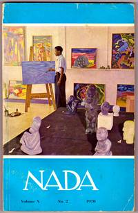 image of NADA VOL X No 2 1970