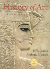 History of Art: The Western Tradition, Vol. 1