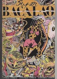 BD Super Bacalao Chef Bob productos Cannibal comics Ed. Originale num. Punk 1984 by Chef Bob - 1984 - from Livre Nomade (SKU: 44921)