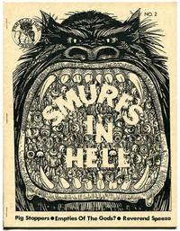 Smurfs in Hell No. 2: Jee-zus Is Cummin