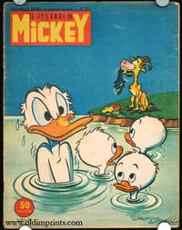 Le Journale de Mickey. Nouvelle Serie No.321