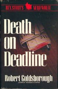 image of Death on Deadline: A Nero Wolfe Mystery