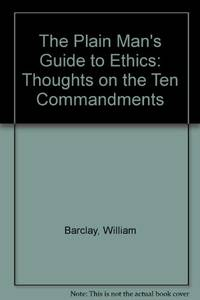 image of The Plain Man's Guide to Ethics